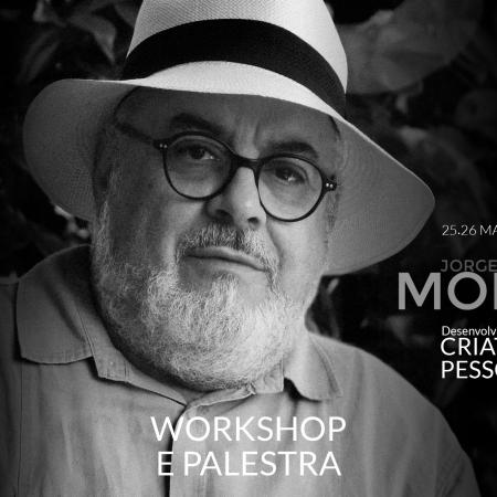 Desenvolvimento da Criatividade Pessoal - Workshop e Palestra 25 26 Maio